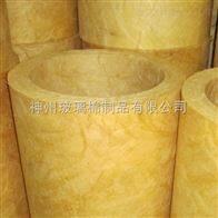 219*80mm厚出口玻璃棉管出口玻璃棉管壳生产厂家