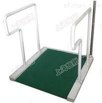 带打印200kg医院轮椅秤