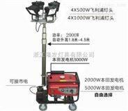 黑龙江洪水救灾sfw6110b移动照明工作灯