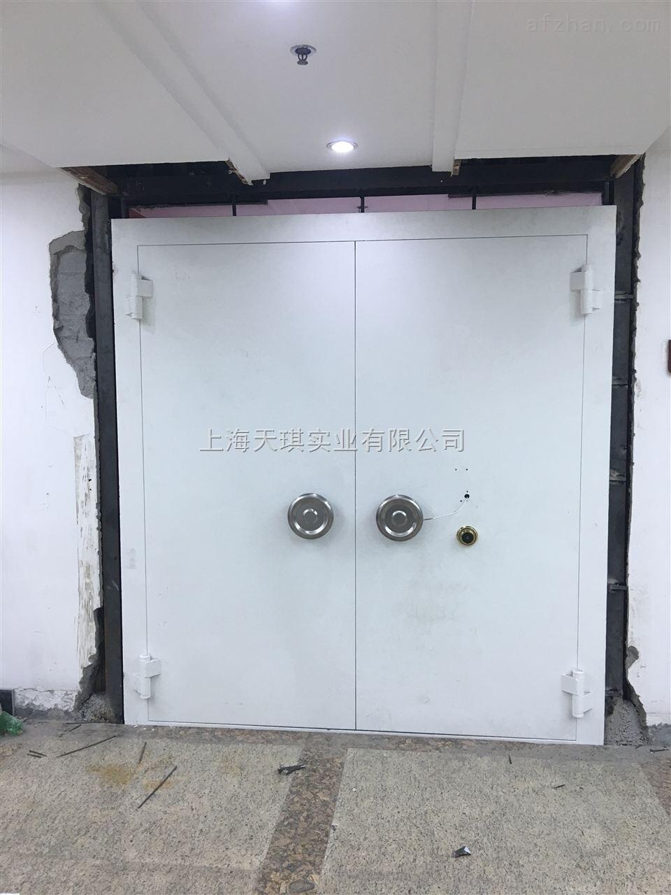 广州贵重金属金库门
