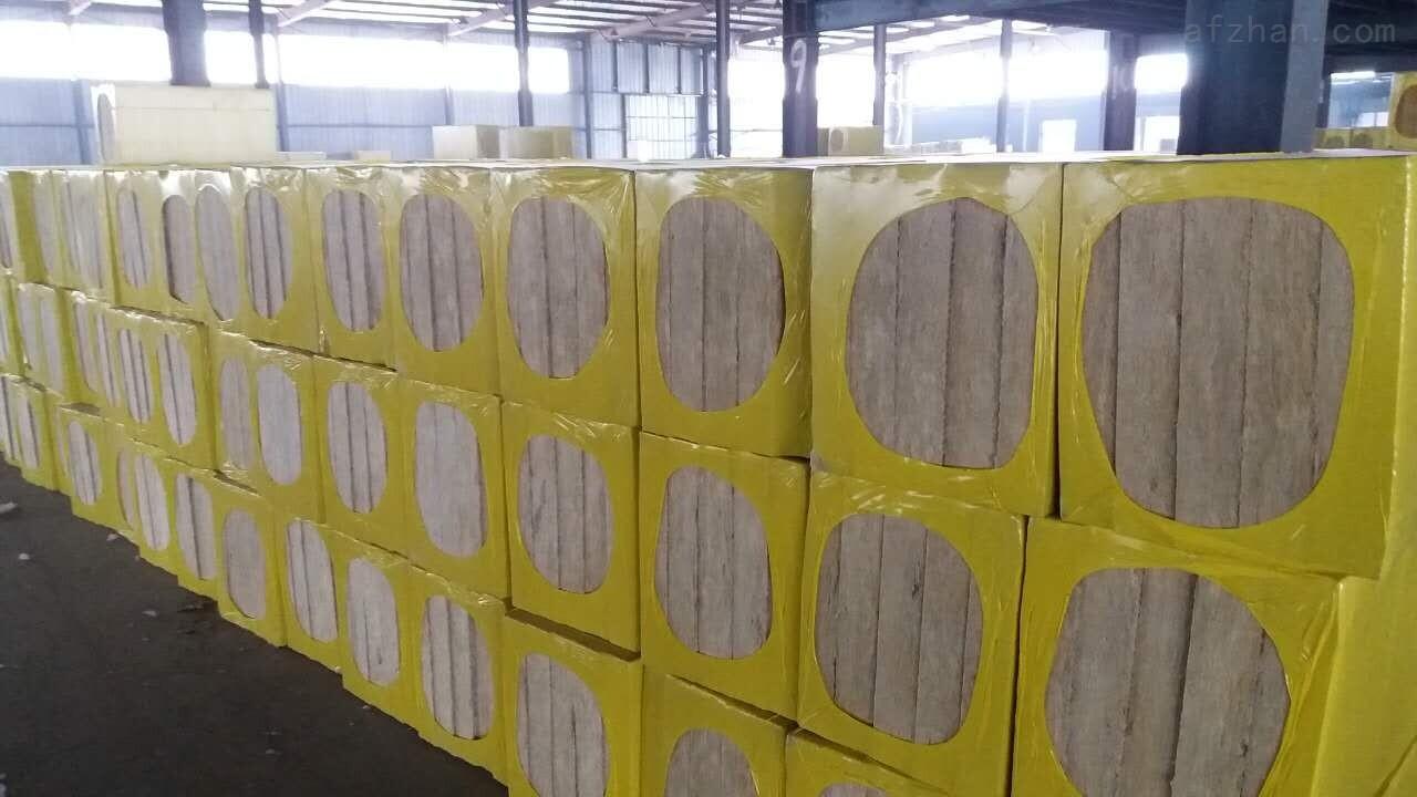 外墙专用岩棉复合板12000*1200*50