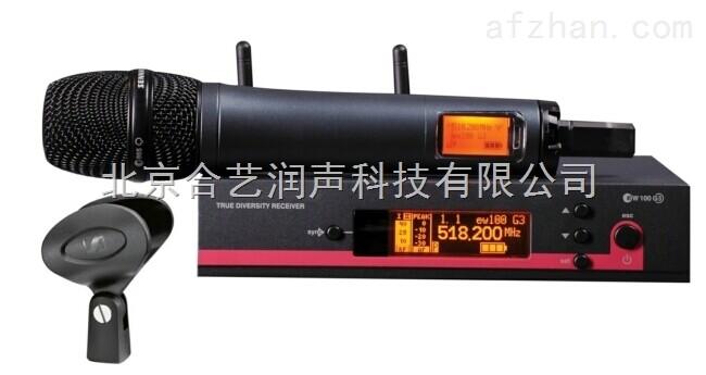 森海塞尔ew135g3 手持动圈心型无线系统