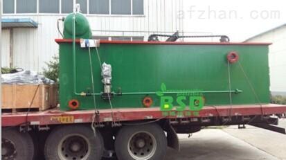 屠宰行業汙水處理設備成套供應