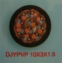 仪表信号软电缆ZR-DJYJPVRP