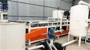 无机渗透EPS改性防火聚苯板 大型硅脂板设备