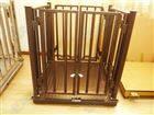 scs动物畜牧秤,称动物的电子秤,2吨畜牧地磅秤厂家
