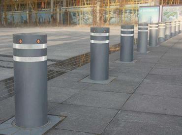 尼高迈:升降柱在城市周界管理中的作用