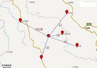 5颗遥感卫星不间断对地震灾区监控