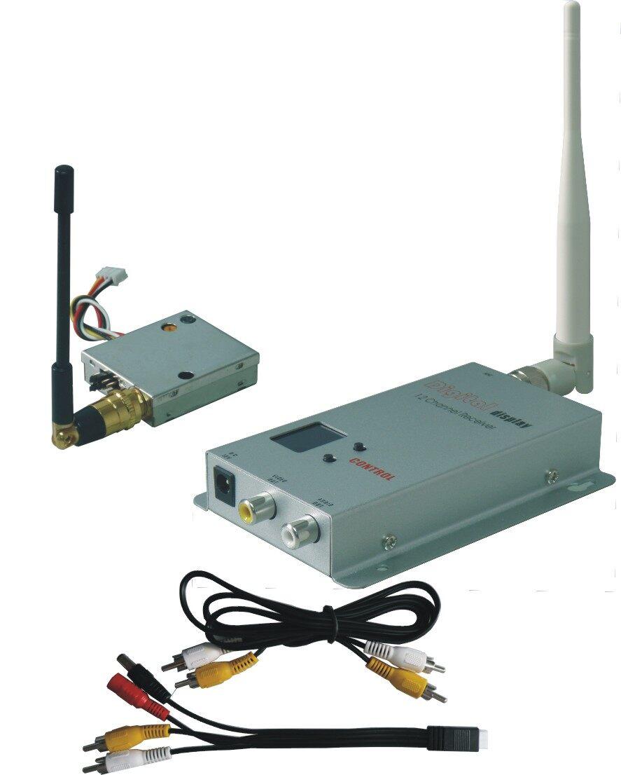 2g100mw无线影音传输,接收发射器