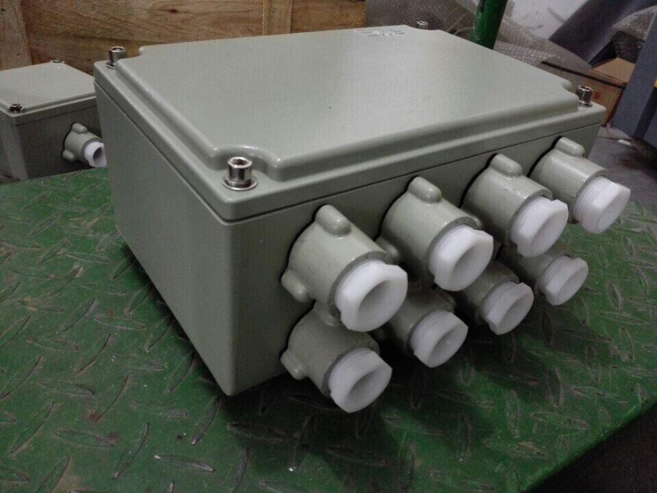 防爆接线箱的特点