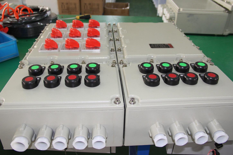 bxm(d)防爆动力照明配电箱接线箱配电柜控制箱