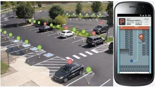 应用于停车位或智能垃圾桶的传感器必须采用市电供电