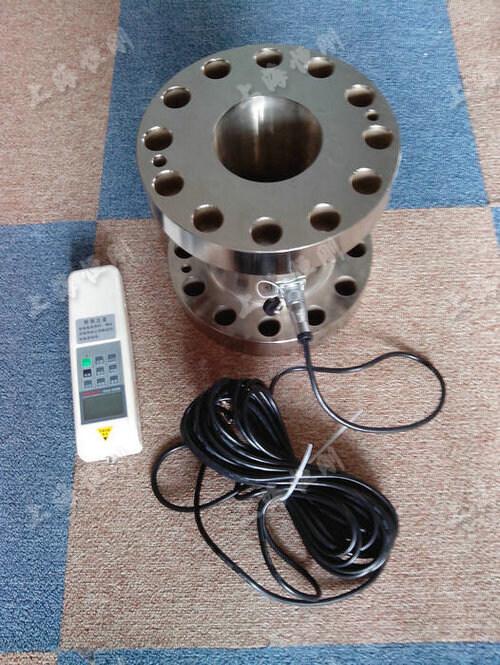 法兰电子推压测力仪