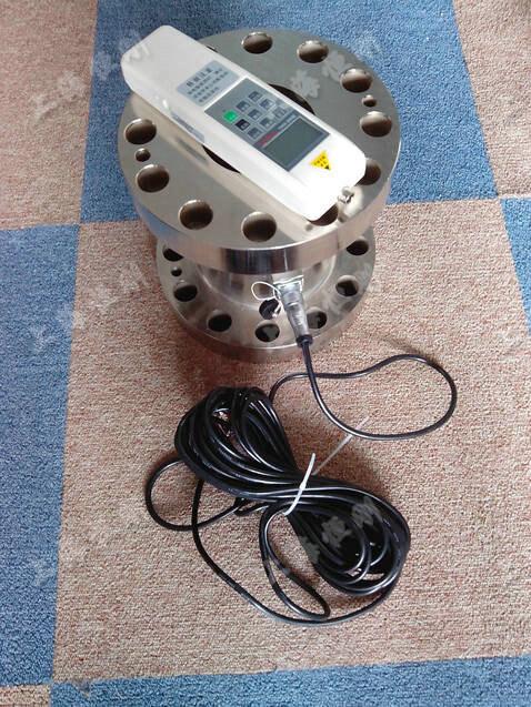 手推式法兰拉力测试仪图片