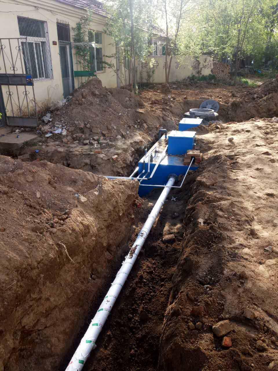 金水区一体化生活污水处理装置报价单