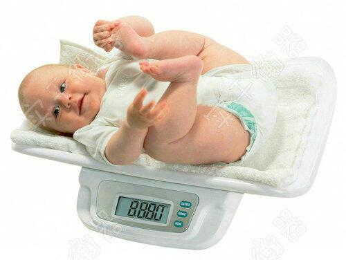 接电脑婴儿秤