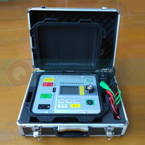 数字高压绝缘电阻测试仪的系统原理及技术指标