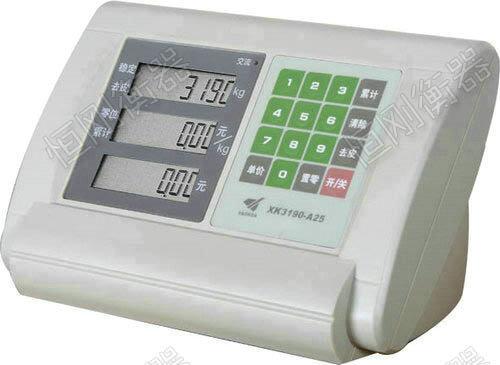 XK3190-a25l地磅显示器