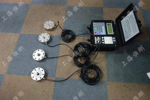 多通道数显拉压力测力仪图片