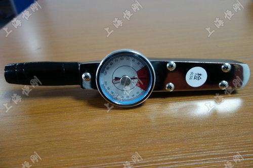 扭力扳手检定仪可检测表盘式扭矩扳手图片