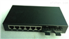 2光6电  光纤交换机